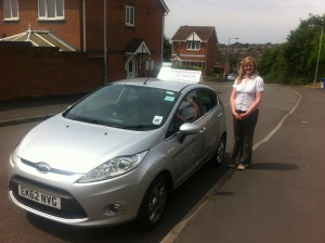 Female Driving Instructor in Newcastle Under Lyme