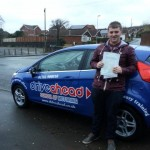 Driving test in Newcastle
