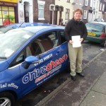 Louis passed in Stoke on Trent