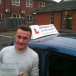Matt passed in Newcastle