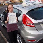 Charlotte passed in Newcastle