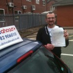 Pete passed in Newcastle